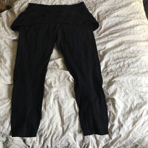 lululemon skirt/leggings